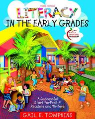 Literacy in the Early Grades 3rd Edition 9780137027873 0137027877