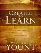 Created to Learn 2nd Edition 9780805447279 080544727X
