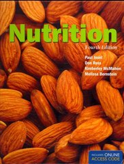 Nutrition 4th edition 9780763776633 0763776637