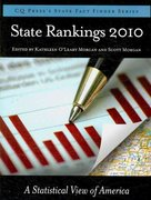State Rankings 2010, Paperback Edition 0 9781604266160 1604266163