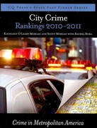 City Crime Rankings 2010-2011 17th edition 9781608710164 1608710165