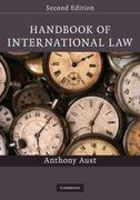 Handbook of International Law 2nd edition 9780521133494 0521133491