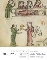 Readings in Medieval History 4th Edition 9781442601161 1442601167