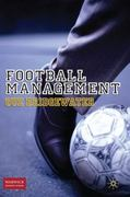 Football Management 1st Edition 9780230281370 0230281370