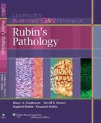 Lippincott Illustrated Q&A Review of Rubin's Pathology 2nd Edition 9781608316403 1608316408