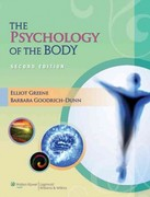 The Psychology of the Body 2nd Edition 9781608311569 1608311562