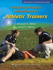 Emergency Response Management for Athletic Trainers 1st edition 9780781775502 0781775507