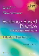 Evidence-Based Practice in Nursing & Healthcare 2nd Edition 9781605477787 1605477788