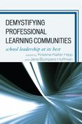 Demystifying Professional Learning Communities 0 9781607090502 1607090503
