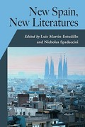 New Spain, New Literatures 0 9780826517241 0826517242