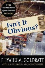 Isn't It Obvious 1st Edition 9780884271925 0884271927
