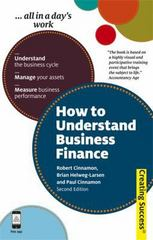 How to Understand Business Finance 2nd edition 9780749460419 0749460415