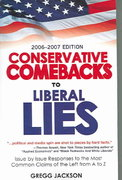 Conservative Comebacks to Liberal Lies 0 9780977227907 0977227901