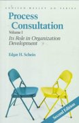 Process Consultation 2nd Edition 9780201067361 0201067366