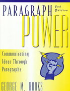Paragraph Power 2nd edition 9780136607540 0136607543