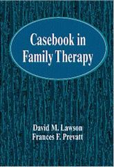 Casebook in Family Therapy 1st edition 9780534344153 0534344151