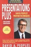 Presentations Plus 2nd Edition 9780471559566 0471559563