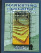 MARKETING RESEARCH METHOD FOUNDATIONS 7E 7th edition 9780030238161 0030238161