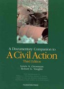 A Documentary Companion to a Civil Action 3rd Edition 9781599410258 1599410257