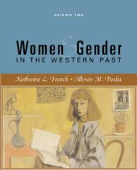 Women & Gender 1st edition 9780618246250 0618246258