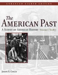 The American Past 8th edition 9780495566106 0495566101