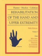 Rehabilitation of the Hand and Upper Extremity, 2-Volume Set 5th edition 9780323010948 0323010946
