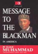 Message to the Blackman in America 0 9781564110053 1564110052