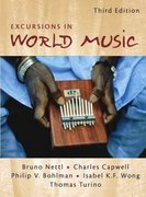 Excursions in World Music 3rd edition 9780130316486 0130316482