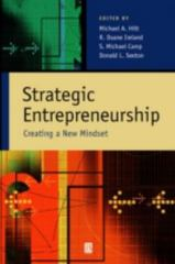 Strategic Entrepreneurship 1st edition 9780631234104 0631234101