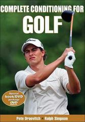 Complete Conditioning for Golf 2nd edition 9780736067799 0736067795