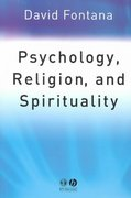 Psychology, Religion and Spirituality 1st edition 9781405108065 1405108061