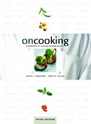 On Cooking 3rd edition 9780130606280 0130606286