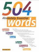 504 Absolutely Essential Words 4th edition 9780812095302 0812095308