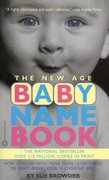 The New Age Baby Name Book 2nd edition 9780446606073 0446606073