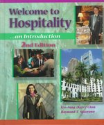 Welcome to Hospitality 2nd edition 9780766808508 0766808505