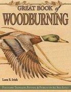 Great Book of Woodburning 0 9781565232877 1565232879