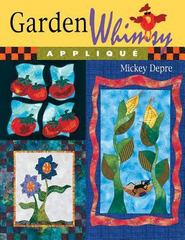 Garden Whimsy Applique 0 9781574329063 1574329065
