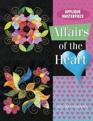 Applique Masterpiece Affairs of the Heart 0 9781574328592 157432859X