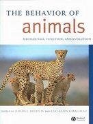 The Behavior of Animals 1st edition 9780631231257 0631231250