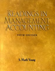 Readings in Management  & Accounting 5th edition 9780132280228 0132280221