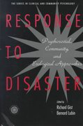 Response to Disaster 3rd Edition 9780876309995 0876309996