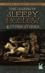 The Legend of Sleepy Hollow and Other Stories 1st Edition 9780486466583 0486466582