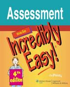 Assessment Made Incredibly Easy! 4th edition 9780781779104 0781779103