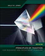 Principles of Taxation for Business and Investment Planning, 2006 9th edition 9780072991789 007299178X