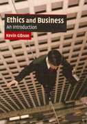 Ethics and Business 1st Edition 9780521682459 0521682452