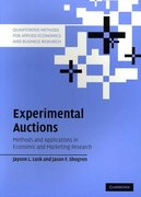 Experimental Auctions 0 9780521671248 0521671248