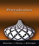 Precalculus plus MyMathLab Student Access Kit 3rd edition 9780321474414 0321474414