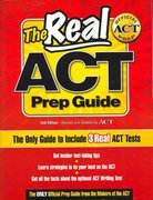 The Real ACT Prep Guide 2nd Edition 9780768926750 0768926750