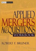 Applied Mergers and Acquisitions Workbook 1st edition 9780471395850 0471395854