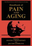 Handbook of Pain and Aging 0 9780306454585 0306454580